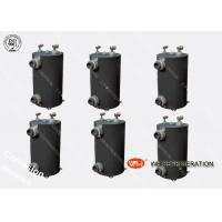 Wholesale Hydraulic Dry Heat Exchanger Tube R410a Evaporator For Air Cooled Water Chiller from china suppliers