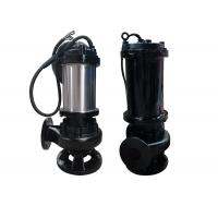 Wholesale Dirty Water Industrial Sewage Pumps 15m3/H 25m3/H 50m3/H 2900 R/Min Speed from china suppliers