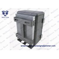 Wholesale 80W High Power Cell Phone Jammer Metal Enclosure Housing 80% Humidity from china suppliers