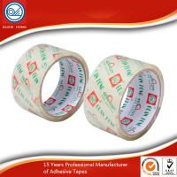 Quality Pure Crystal Clear Tape Environment Protection High Adhesive 48mm X 30m 45mic for sale