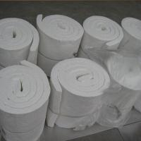 Quality silicon alumina ceramic fiber blanket, board, brick, module and miscellaneous shapes refractory insulation products. for sale