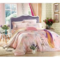 Wholesale Embroidery Reactive Printed Home Bedding Sets , Home Bedding Comforter Sets from china suppliers