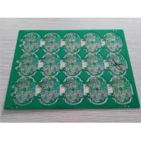 Buy cheap 2 layers FR4 1.0mm 1oz  Immersion Gold printed circuit board PCB from wholesalers