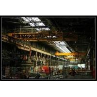Quality four beams two trolleys 16T 25T 32T FOR CASTING STILL MILL CRANE for BOF bay for sale