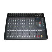 Wholesale Music Power Mixer Audio System , USB Pro DJ Mixers 2 * 380W from china suppliers
