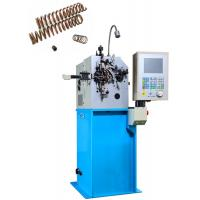 Wholesale Semi Elliptic Extension Spring Machine 400 Pcs/Min With 0.4 Kw Cam Axis Servo Motor from china suppliers