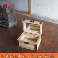 Wholesale antique wood boxes hand carved, craft box from china suppliers