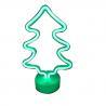Buy cheap Xmas tree neon light xmas tree shape light home decor lights from wholesalers