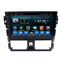 Wholesale 10.1 Inch Vios Yaris 2016 TOYOTA GPS Navigation with andoid quad core R16/ T3 system from china suppliers