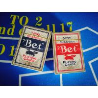 Wholesale Bee Poker Size Standard Bet Playing Cards Bicycle Playing Cards 12 Sets In Pack from china suppliers