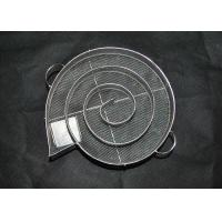 China Round And M Type Stainless Steel BBQ Grill Cooking Tools Smoke Generators For Meat Smokers on sale
