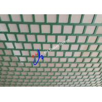 Wholesale Metal Black 150 Mesh FLC2000 48-30 Oilfield Screen For Solid Recycling Unit from china suppliers