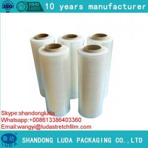 Quality Transparent Handy Stretch Film Mini Stretch Wrap plastic pe stretch film for sale