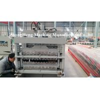 Wholesale triple-decker roofing sheets Roll forming machine For Metal Panel sheets from china suppliers