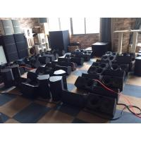 Quality dual 8'' stage line array Mini pa speakers Line Array systems live sound equipment line array speaker system pro audio for sale