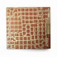 Quality Aluminum Board with 1.5mm Aluminum Thickness and 2oz Copper Thickness for sale