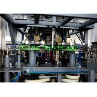 Wholesale Stainless Automatic Rinsing Filling And Capping Machine , Bottling And Capping Machine from china suppliers