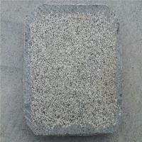 Wholesale China Granite Dark Grey G654 Granite Stepping Stone 4 Edges Natural Top Flamed Surface from china suppliers
