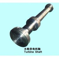 Wholesale Alloy Steel Forged Turbine Shaft  Custom OEM Forged Steel Shaft from china suppliers
