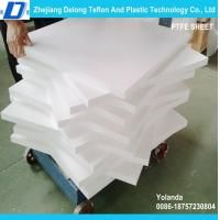 Buy cheap PTFE sheet Russia Virgin teflon sheet from wholesalers