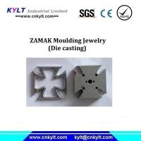 Buy cheap Zinc/Zamak Alloy Die casting/ Injection part from wholesalers