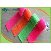 Wholesale Neon Colour Non Woven Self Adhesive Tape Cohesive Bandage Coflex tape Horse Bandage from china suppliers
