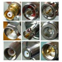Wholesale High Frequency Lightning Surge Protector 50Ω / 75Ω Antenna Feeder from china suppliers