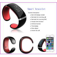Wholesale Smart bracelet,  bluetooth bracelet watch from china suppliers