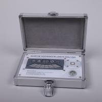 Wholesale Silver Color Quantum Body Health Analyzer / quantum magnetic resonance analyzer Mini Size from china suppliers