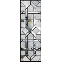 Wholesale Stained Glass Solid Flat Tempered Glass Panels Private Imports Series from china suppliers