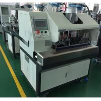 Wholesale Automatic Terminal Crimping Machine for VDE Cable H03 / 05 VVH2-F from china suppliers
