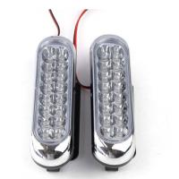 Wholesale 24V LED truck trailer LED rear warning lamp from china suppliers