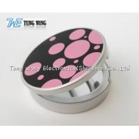 Wholesale Pretty Beauty Lightweight Pocket Makeup Mirror With Custom Music from china suppliers