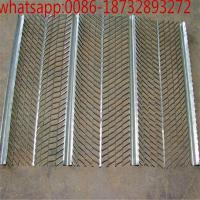 Wholesale 27′*96′ Metal Lath Rib Lath Low Price /Mesh Rib Lath/Template Network Rib Lath/3/8′′ High Rib Lath from china suppliers