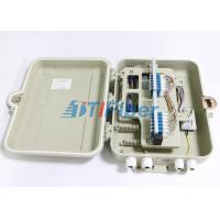 Wholesale 48 Core FDB Fiber Optic Distribution Box with 1*32 PLC Fiber Optic Splitter from china suppliers
