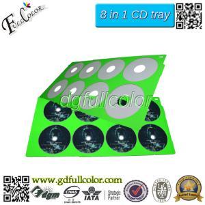 Wholesale Cheap Bulk CD Printing Custom 8 In 1 CD / DVD Print Tray For Printer Compatilbe Epson Deakjet Printer from china suppliers