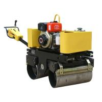 Wholesale China Double Drum Vibratory Road Roller Asphalt Roller Construction machinery from china suppliers