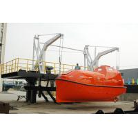 Quality Good quality Free fall life boat davit for sale