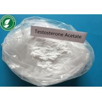 Wholesale 99% Purity Raw Steroid Powder 1045-69-8 Testosterone Acetate For Bodybuilding from china suppliers