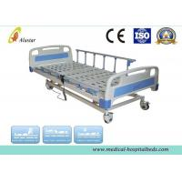 Wholesale Muti-Function Aluminum Alloy Guardrails ICU Hospital Electric Bed With ISO,TUV (ALS-E302) from china suppliers