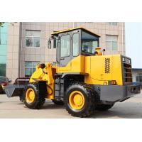 Wholesale 2.5 ton Chinese wheel loader with spare parts provided from china suppliers