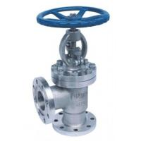 Wholesale Ductile Iron Actuated 90 Degree Globe Valve 6'' Linear Motion from china suppliers