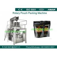 Wholesale Automatic Liquid Pouch Packing Machine , Liquid Sachet Filling Packing Machine from china suppliers