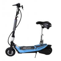 Wholesale Fashion Small Foldable Adult Electric Scooter With Seat , 24V Li-Ion Battery from china suppliers