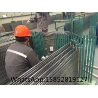 Wholesale Duplex U - Bend Stainless Steel Heat Exchanger Tube Cold Drawn S31803 from china suppliers