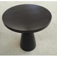 Wholesale Small Hotel Wooden Dining Room Tables , Wood Top Round Breakfast Table from china suppliers