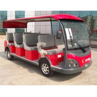 Wholesale 11 Seater Electric Sightseeing Bus , Tourist Electric Shuttle Car CE Approved from china suppliers