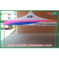 Wholesale Gazebo Steel Frame Folding Tent Outdoor Wedding Pop Up Canopy 420D Oxford Cloth from china suppliers