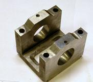 Wholesale CNC Machining Turning bands, bearing supports,cap rings, rotary swivels For  Slab caster continuous casting machine from china suppliers
