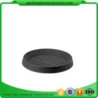 """Wholesale Plastic Flower Pot Saucers / Plant Pot Trays Prevents Water Stains On Decks Large: is 13"""" inside diameter, 18"""" outside from china suppliers"""